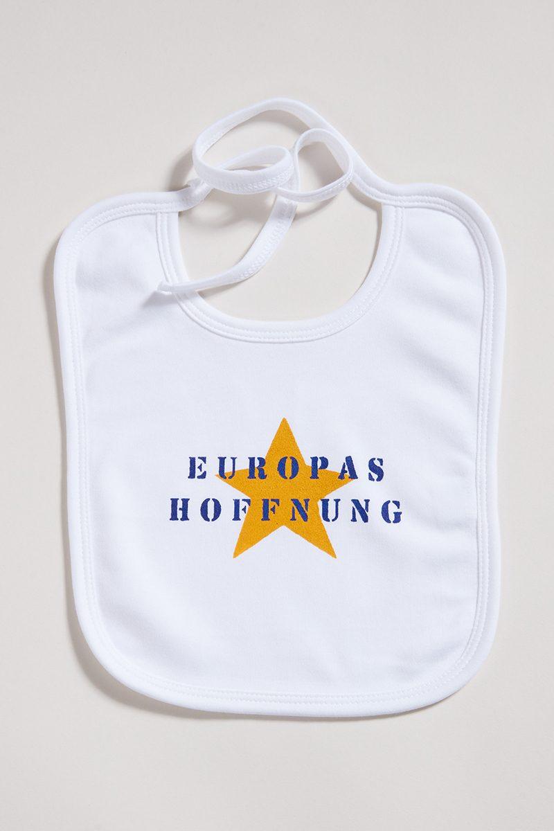 Europas Hoffnung - Lätzchen Elternhaus