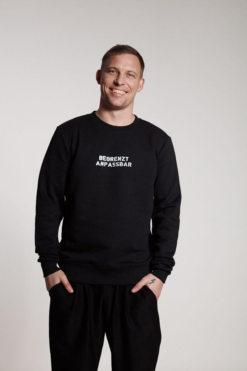 Begrenzt anpassbar- Sweater für Herren von Elternhaus