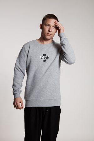 Denken hilft- Sweater für Herren von Elternhaus