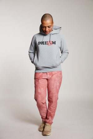 DREAM Hoody Elternhaus, fair fashion made in Hamburg