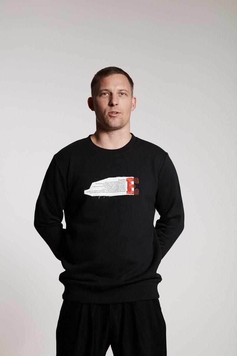 Empathie- Sweater für Herren von Elternhaus