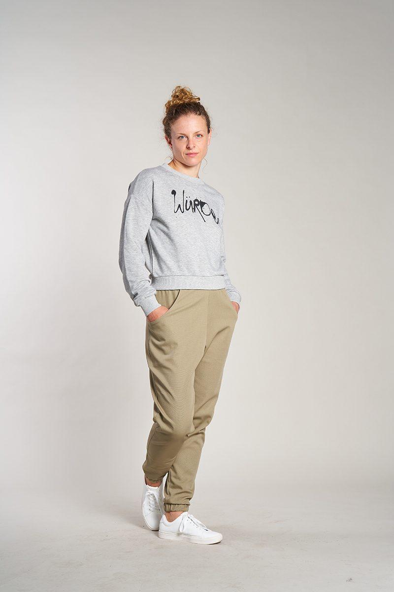 WÜRDE - Sweater für Damen von Elternhaus