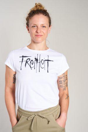 FREIHEIT- Damenshirt von Elternhaus