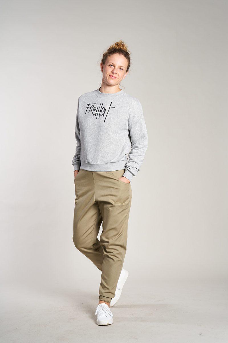 FREIHEIT - Sweater für Damen von Elternhaus