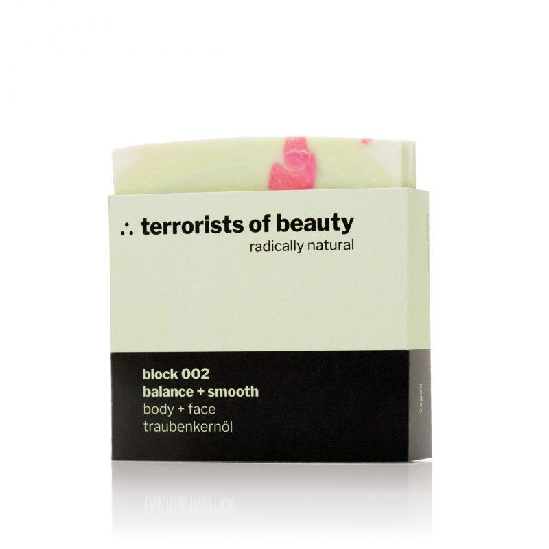 Seife von terrorists of beauty - 002