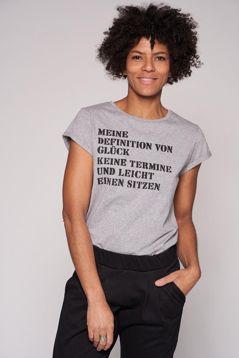 Meine Definition von Glück - Damenshirt von Elternhaus