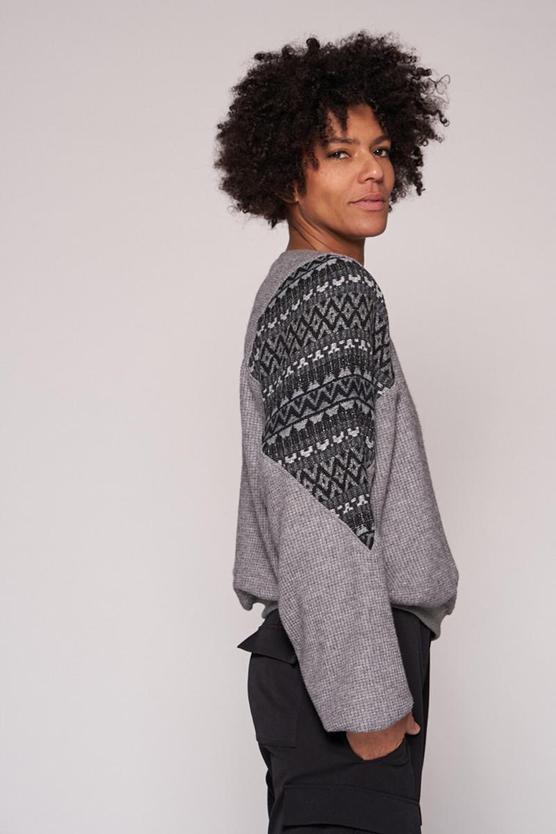 Stricksweater von Elternhaus